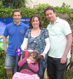 Luke, Louise, Richard and Ella