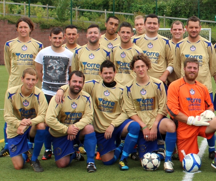 Sportsman's Arms Football Team